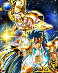 Saint Seiya Gold Cloth Selection Capricorn Shura