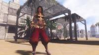 Skyrim Zaynab the Hammerfell warrior