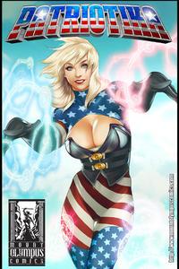 [Mount Olympus Comics] Patriotika
