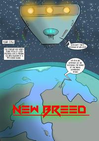 (jackthemonkey) New Breed (ongoing)