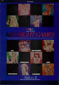 (C54) [Yoshizakiminesya (Yoshizaki Mine, Akatsuki Gomoku, Ogawa Masashi etc)] MIDNIGHT GAMES Salon 1 (Various)