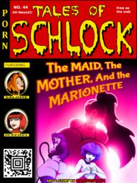 Free Hentai Western Gallery [Rampant404] Tales of Schlock #44 : The Maid, The Mother, And The Marionette