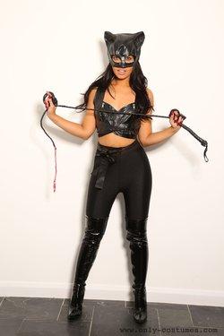 Kara D as Catwoman