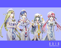 ARIA's picture and wallpaper 2