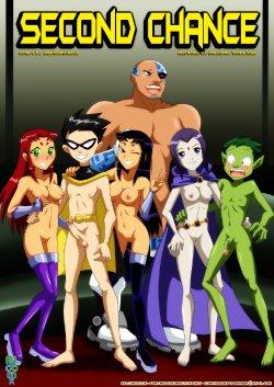 Gallery Teen Titans Porn 2