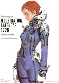 Newtype 1998 Calendar