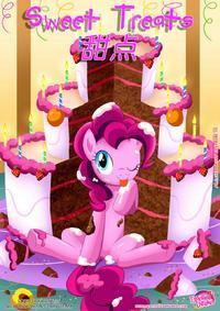 [Palcomix] Sweet Treats | 甜点 (My Little Pony: Friendship is Magic) [Chinese] [司协汉化]