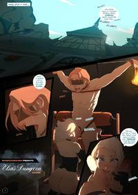 [Sinner[Sillygirl] Elsa's Dungeon ch01-03 (p08) (ong)