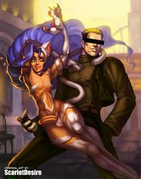 Felicia Rule 63/Genderbend (Darkstalkers)