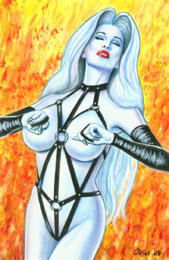 Free Hentai Western Gallery: Lady Death