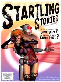 [Happenstance] Startling Stories #1-15 + Extras