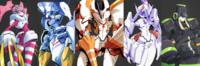 darling in the franxx——strelizia