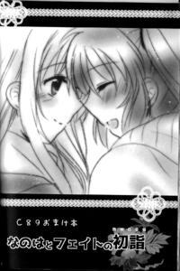 (C89) [Ameiro (Nanashiki)] Nanoha to Fate no Hatsumoude (Mahou Shoujo Lyrical Nanoha) [Spanish] [Biblioteca Yuri HHH]