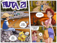 [Pokemoa] Ruta 21 (Pokemon) [Spanish] [Doger178]