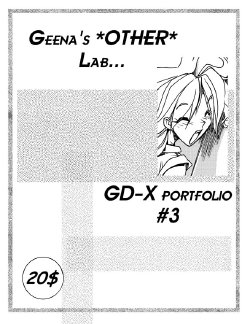 [Fred Perry] GD-X #3: Geena's *OTHER* Lab...