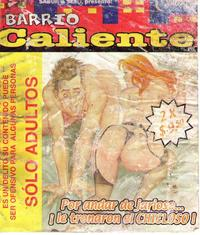 [XXX Mexican Comic] [Uncensored] Barrio Caliente 0014