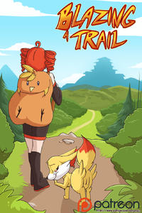 [Fuf] Blazing a Trail (Pokémon) [Ongoing]