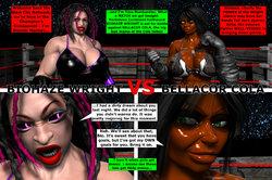 Savage Bio (female wrestling)