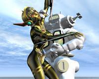 3D Unknown heroine gallery 04