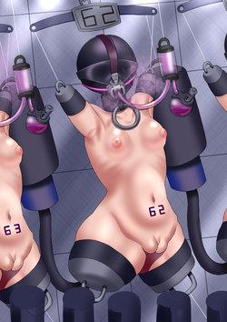 Horny girls get gangbang redtube