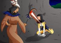 Free Hentai Western Gallery [Oo_Sebastian_oO] Ama de los Zofa (Power Rangers) (Spanish)