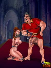 [ToonBDSM] Beauty and the Beast