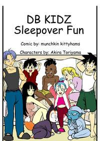 [Munchkin Kittyhams] Sleepover Fun (Dragon Ball Super) [Ongoing]