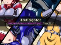 [ALLOWS (Nun)] Tri-Brighter Monster Transformation Project Task:001 [English]