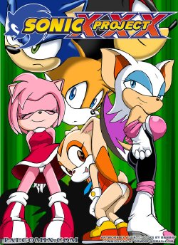 Free Hentai Misc Gallery: Sonic xxx project 1 & 2