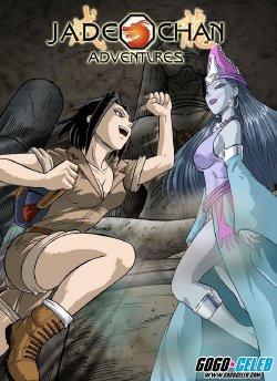 Free Hentai Western Gallery: [Palcomix] Jade Chan Adventures (Jackie Chan Adventures)
