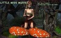 [Darksoul3d] Little Miss Muffet