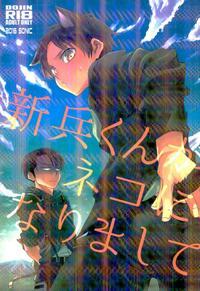 (C91) [Sonic (PANA)] Shinpei-kun ga Neko ni Narimashite (Shingeki no Kyojin)