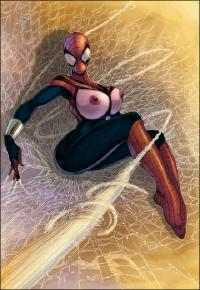 "Spider-Girl Gallery: May ""Mayday"" Parker"