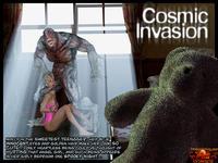 [3D Taboo Comics] Cosmic Invasion