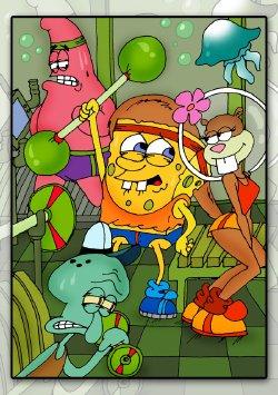 Free Hentai Western Gallery: Spongebob Squarepants collection
