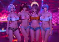 Free Hentai Misc Gallery Artist3D - RadiantEld