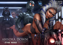 [WH-Art] Ahsoka Down (Star Wars)
