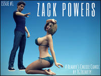 [TGTrinity] Zack Powers Issue 1-12