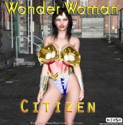Free Hentai Misc Gallery: [B69] Citizen (Wonder Woman)