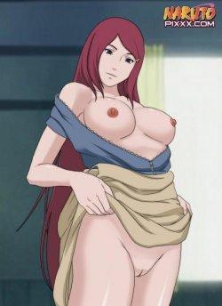 Free Hentai Western Gallery: My Naruto collection of : Kushina Uzumaki