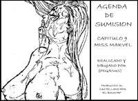 [Pegasus] Agenda de Sumision 09 Miss Marvel (Spanish) [El Boliche]