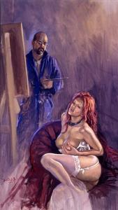 Erotic Art Collector 0174 DARIO ORTIZ
