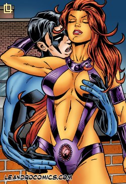 Free Hentai Western Gallery: Teen Titans