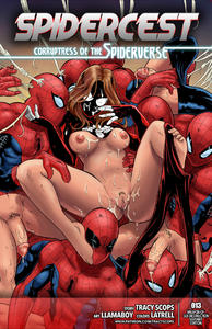 [Tracy Scops (Llamaboy)] Ultimate Spider-Man XXX 13 - Spidercest - Corruptress of the Spiderverse (Spider-Man)