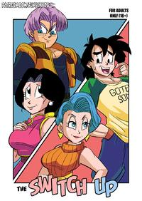 Free Hentai Western Gallery [Funsexydb] The Switch Up (Dragon Ball Z) [Ongoing]