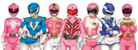 Go Go Power Rangers (Small Update 2016)