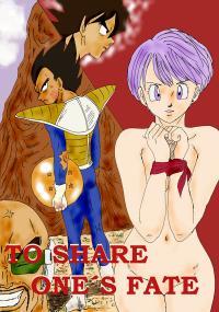 [Ichigoame] To share one´s fate Zenpen (Dragon Ball Z)