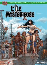 Free Hentai Western Gallery [Filobedo] (Melonie Sweet #1) L'île mystérieuse [digital][French]