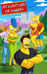 [Arabatos] Darren's Adventure (The Simpsons) [french] (Ongoing)