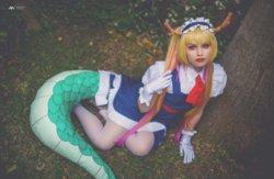 Blackberry Tea - Dragon Maid Tohru